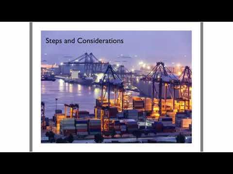 WEBINAR Port Community Systems – Gateways to Effective Port Operations