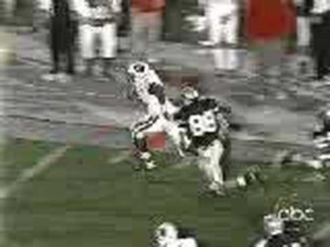 Ron Dayne vs Purdue, another angle