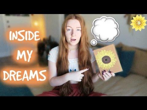 STORYTIME | READING MY DREAM JOURNAL | MEGHAN HUGHES