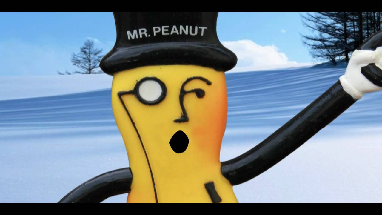 The Nutcracker Vs Mr Peanut Youtube