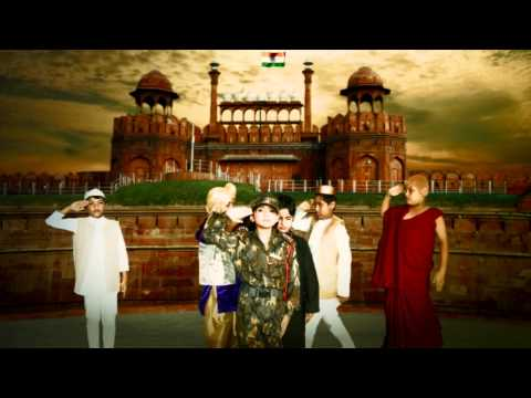 Song For Peace - ISS JAHAAN KE LIYE.Happy Independence day!!