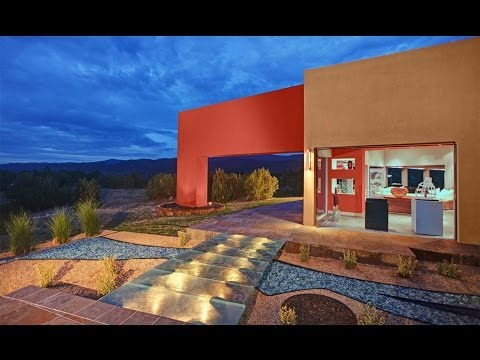 Casa de Vidrio - House of Glass, Santa Fe, New Mexico