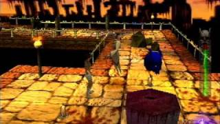 """Akuji The Heartless (PS1) — Enoch """"The Blood Ruins"""""""