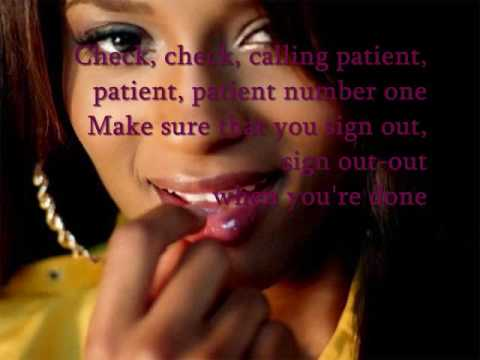 like a surgeon- Ciara (lyrics)