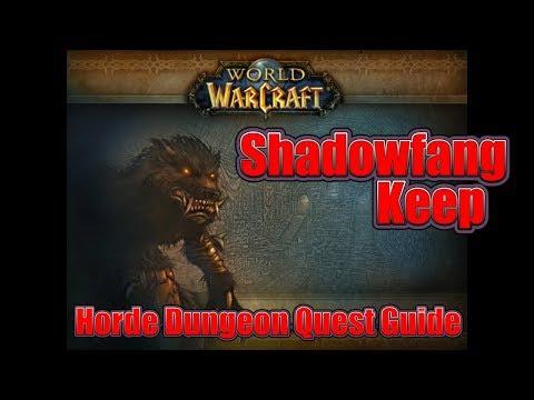 Classic WoW: Shadowfang