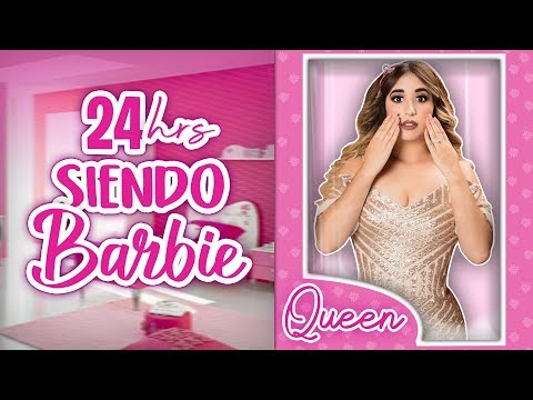 24 hrs siendo Barbie. Escapando de la realidad