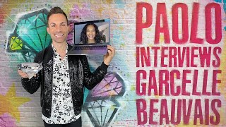 Talking RHOBH with Garcelle Beauvais!