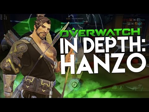 Overwatch In Depth: Hanzo Guide