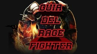 Como jugar con el Rage Fighter en cualquier Mu- TurnGame