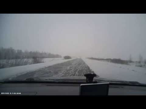трасса Курган-Шадринск