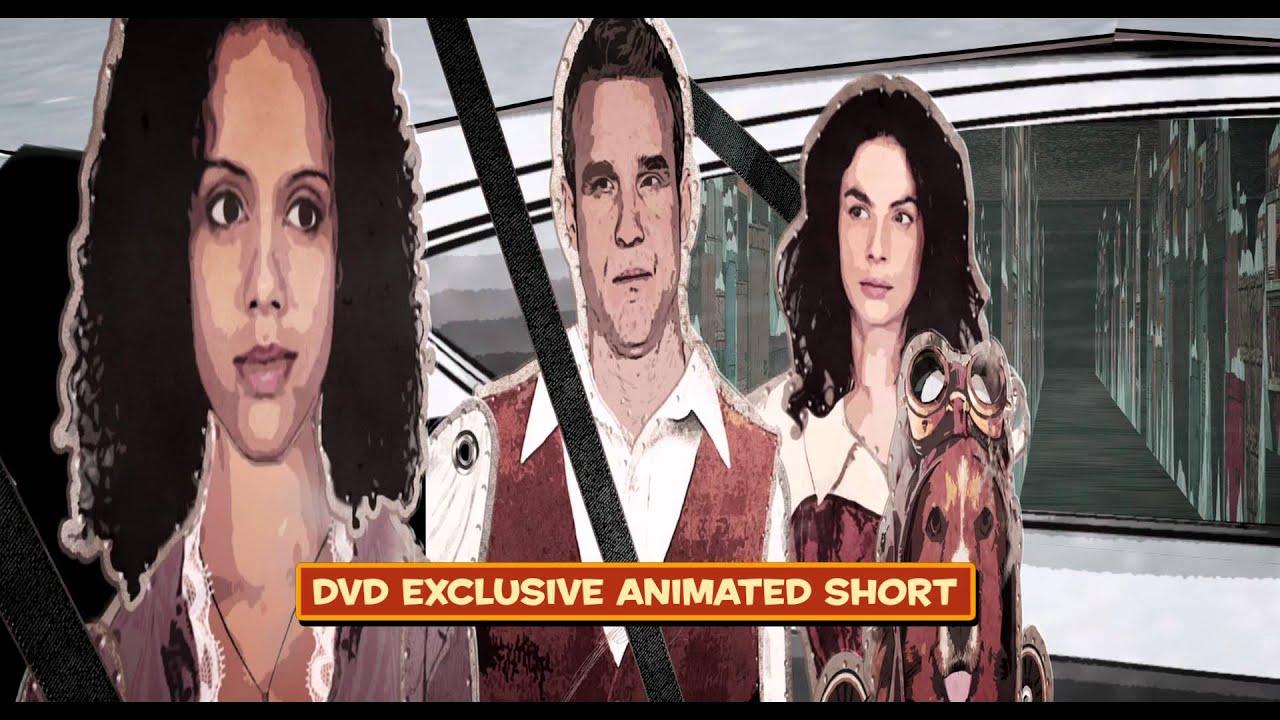 Download Warehouse 13 Season 4 on DVD July 9th