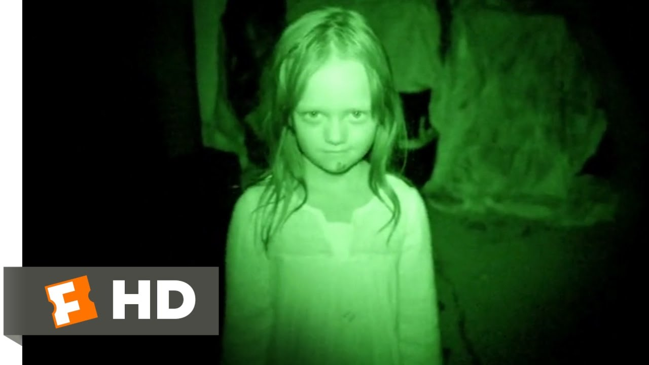 ghost paranormal activity 4 ending