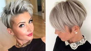 Short Hairstyle Ideas for 2019 - Pixie Haircuts, Lobs, Curtain Bangs & More!