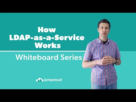 How LDAP-as-a-Service Works | Whiteboard Video