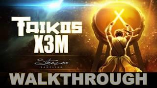 60% off Taikos X3M by Strezov Sampling WALKTHROUGH