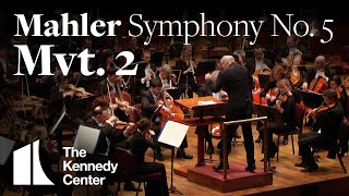 Mahler - Symphony No. 5, Mvt 2 | National Symphony Orchestra (excerpt)