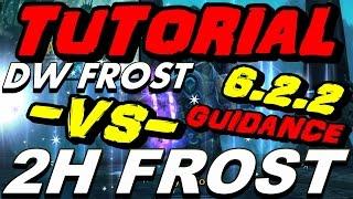 HypeDoWn - DW Frost Dk vs 2H Frost Dk Analyse !