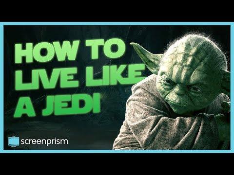 Star Wars: How to Live Like a Jedi