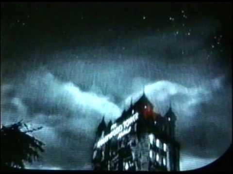 OrlandoTower1 The Twilight Zone Tower of Terror™ ❄ Disney MGM Studios WDW ❄ November 1994