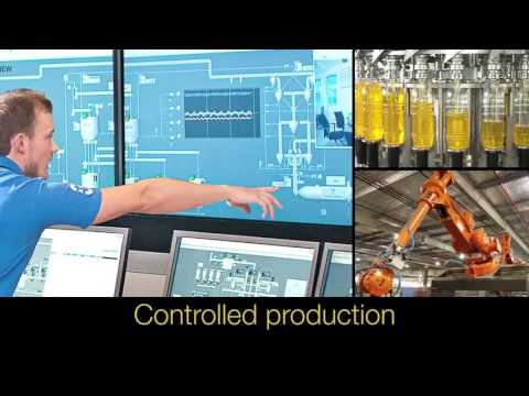 ABB Solutions for vegetable edible oils. Every. Thing. Controlled