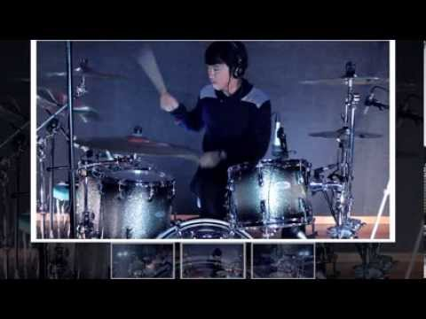 JKT 48 - Bingo Drum Cover by Erik Heriyanto