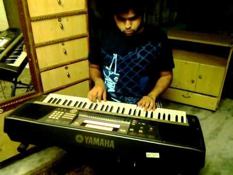 Keyboard Piano Cover Instrumental - Hum rahe ya na Rahe Kal - by KK