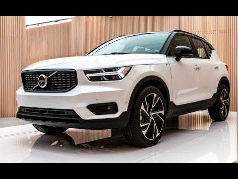 พรีวิว 2018 Volvo XC40 compact SUV ใหม่ ราคาเริ่มต้น 1.13 ล้านบาทในอเมริกา