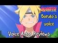 Boruto's English Voice - Voice Actor Reviews