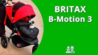 Прогулянкова коляска Britax B-Motion 3 (Бритакс Бі-Моушн 3)
