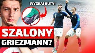 Griezmann chciał OŚMIESZYĆ Chorwatów? **konkurs**