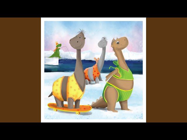 Dino's in bikini's