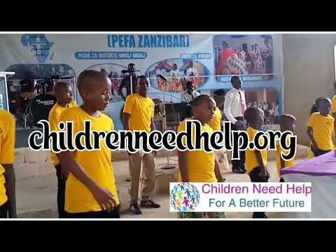 Julfest 25 dec 2020  All Nations Academy, Zanzibar Video 150