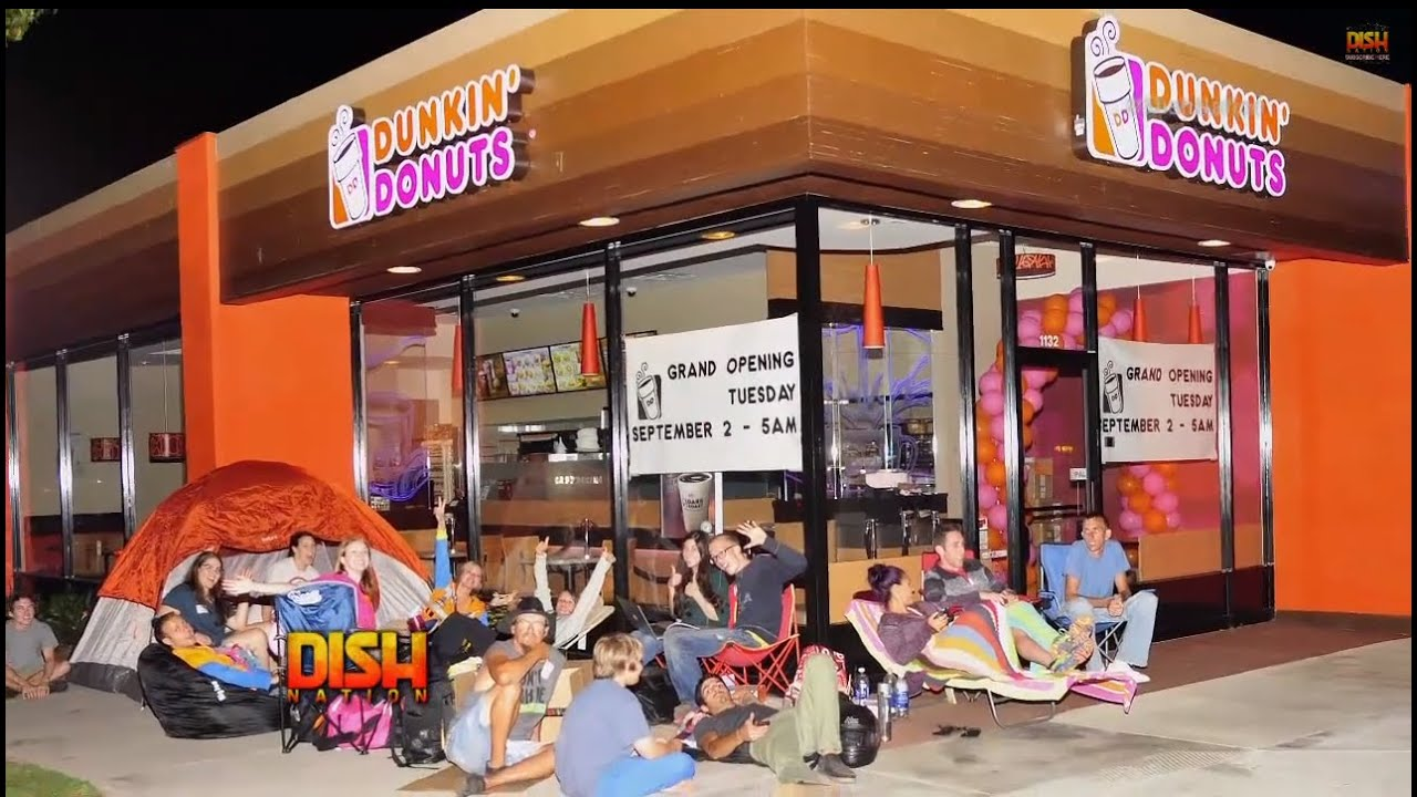 dunkin donuts uk conclusion