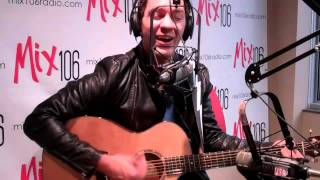 Andy Grammer performs Fine By Me at MIX 106