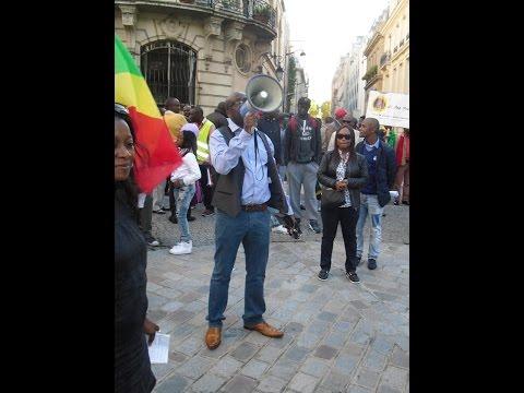 COMPRENDRE & SAVOIR Entretien Sur La Démocratie Au Congo: Ibrahima Ahmed Bah/Adrien Houabaloukou