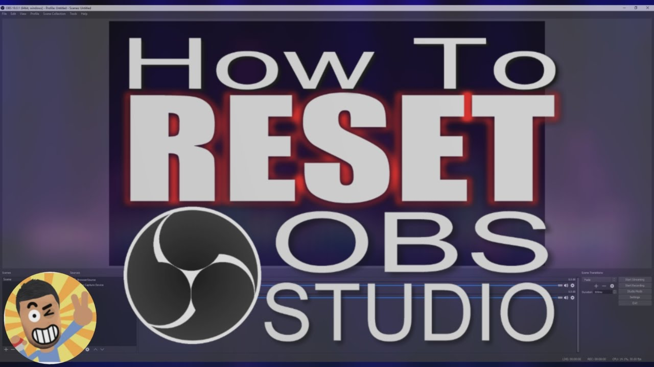 how to add music to obs studio