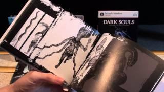 Dark Souls Prepare to Die Edition unboxing