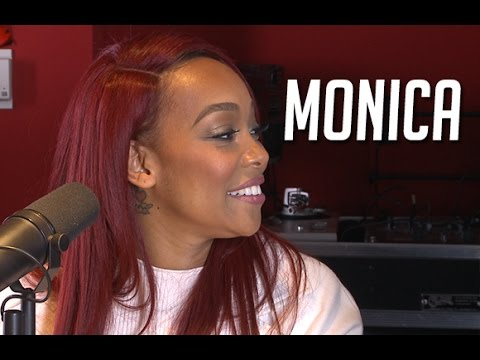 Monica Tells AMAZING Whitney Houston Story + Why Code Red is