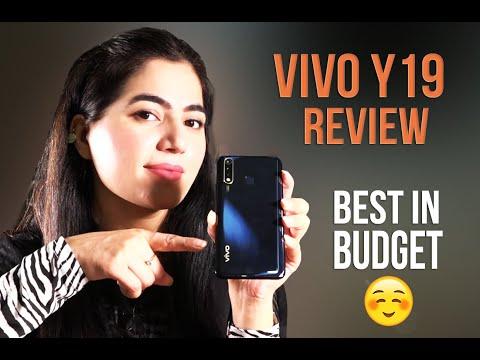VIVO Y19 REVIEW | Best Mid Range in 31,999 PKR | Fast charging,reverse charging, 5000 mAh battery