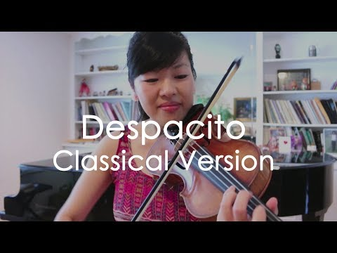 Despacito Luis Fonsi ft. Daddy Yankee - Violin Cover (Classical Version)