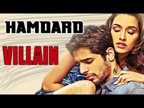 Hamdard Songs Lyrics | EK VILLAIN | ARIJIT SINGH | MITHOON