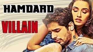 Hamdard songs lyrics | EK VILLAIN | ARIJIT SINGH | MITHOON