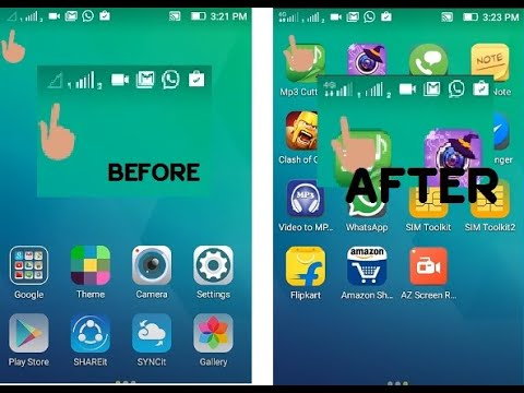 how to set my jio signal back in lenovo a6000