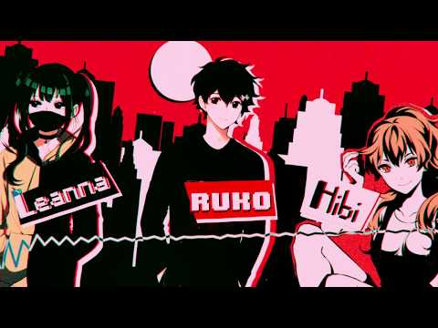 ❀ Shadow And Truth【Hibi風 • Leanna • Ruko】ACCA 13区監察課