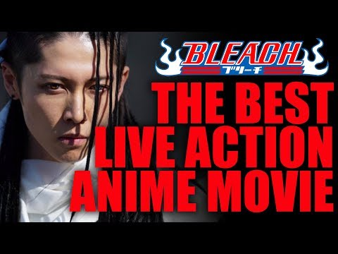 The Live Action BLEACH Movie was DOPE!!!! Must See for Bleach fans!