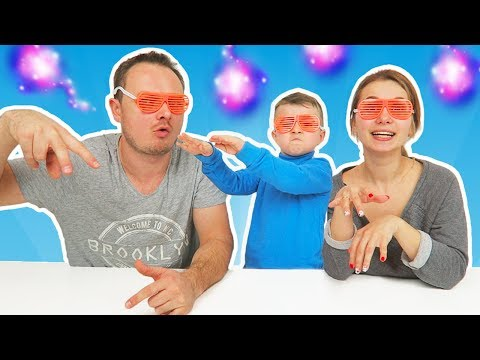 OCHELARII MAGICI Care Te FAC sa CANTI | Video pentru Copii