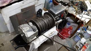 Bu winch hamda Aisin-1000 2PART AI.