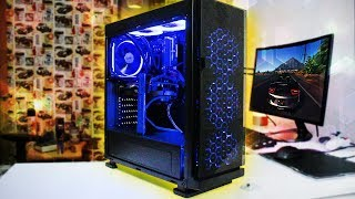O PC GAMER MAIS BARATO DO MUNDO!
