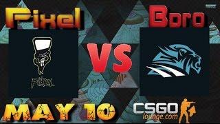 CSGO Lounge Betting Predictions - Pixel vs Bpro / ZefirTV Predicts