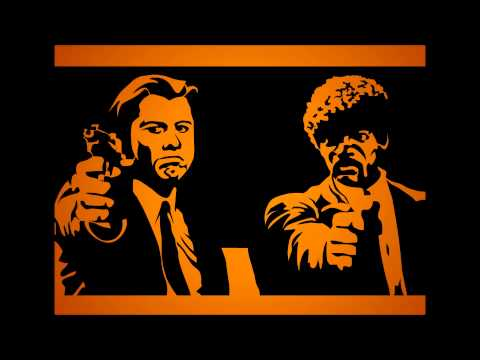 Pulp Fiction - Soundtrack- Main Theme (HIGH QUALITY)